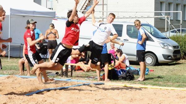 Eesti meister rannakäsipallis on Põlva Serviti